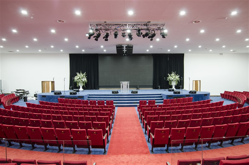 Sound Solution For Trinity Baptist Church